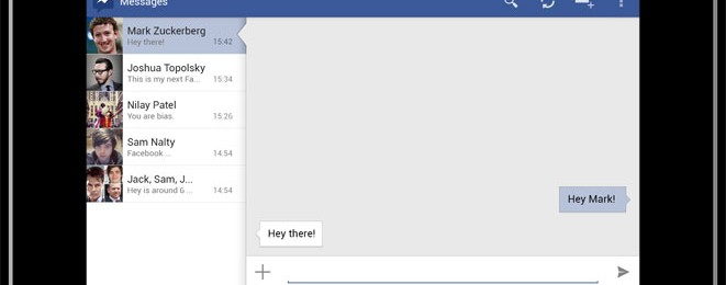 Facebook flyttar sin meddelandetjänst till Messenger