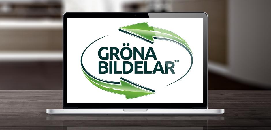 Logotyp med pilar